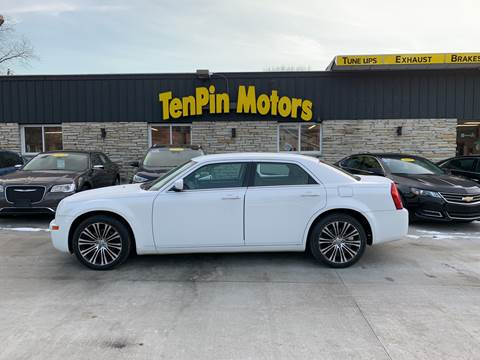 2010 Chrysler 300 for sale at TenPin Motors LLC in Fort Atkinson WI