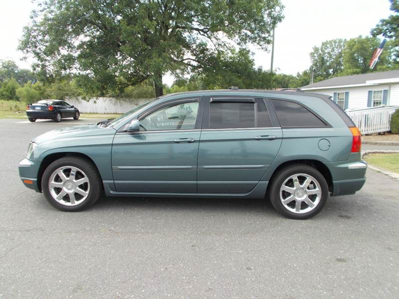 2005 Chrysler Pacifica for sale at Family Auto Sales in Rock Hill SC