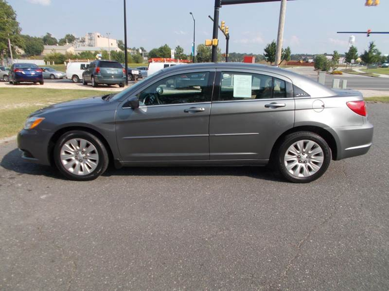 2013 Chrysler 200 for sale at Family Auto Sales in Rock Hill SC
