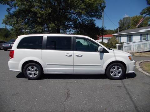 2012 Dodge Grand Caravan for sale at Family Auto Sales in Rock Hill SC