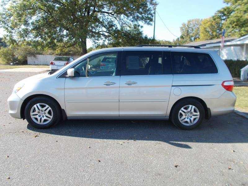 2007 Honda Odyssey for sale at Family Auto Sales in Rock Hill SC