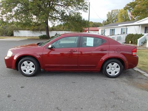 2010 Dodge Avenger for sale at Family Auto Sales in Rock Hill SC