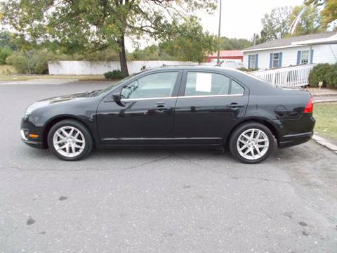 2012 Ford Fusion for sale at Family Auto Sales in Rock Hill SC