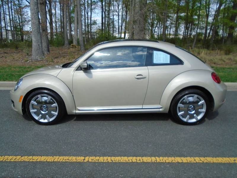 2013 Volkswagen Beetle For Sale In Kannapolis Nc Cargurus