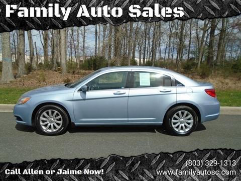 Family Auto Sales >> Family Auto Sales Car Dealer In Rock Hill Sc
