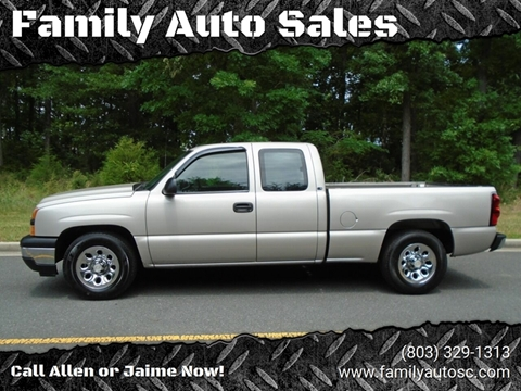 Used Pickup Trucks For Sale In Rock Hill Sc Carsforsalecom