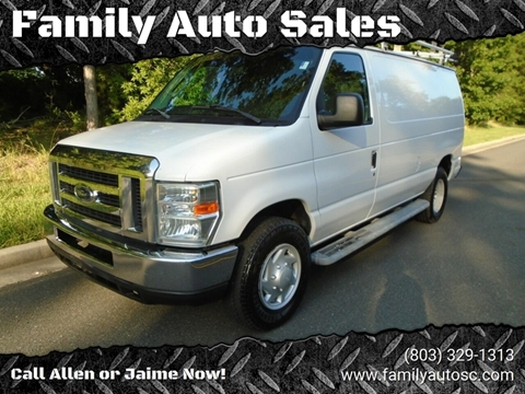 2009 Ford E-Series Cargo for sale in Rock Hill, SC