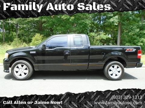 Cars For Sale In Rock Hill Sc Family Auto Sales