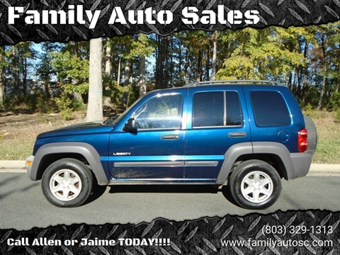 2004 Jeep Liberty for sale in Rock Hill, SC