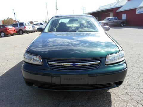 2002 Chevrolet Malibu for sale in Mount Morris, MI