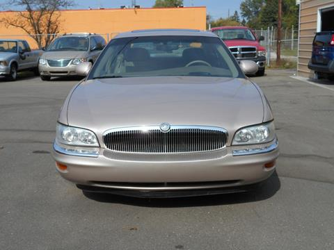 1998 Buick Park Avenue for sale in Mount Morris, MI