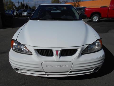 2000 Pontiac Grand Am for sale in Mount Morris, MI