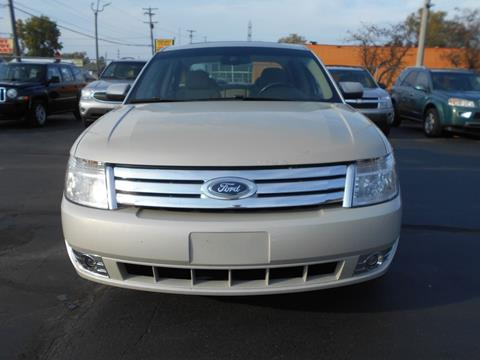 2008 Ford Taurus Special $3,395