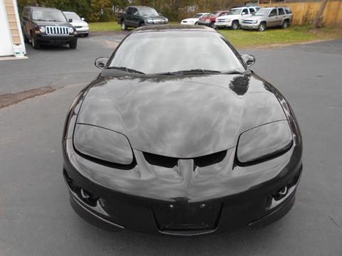2002 Pontiac Firebird for sale in Mount Morris, MI