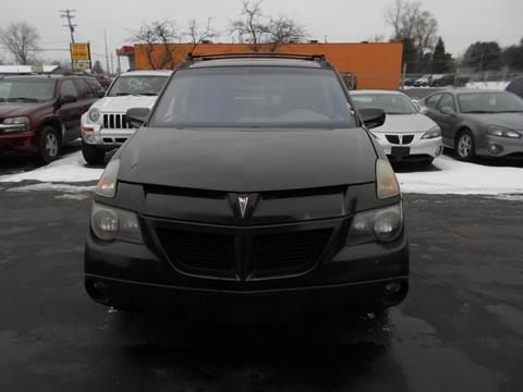 2004 Pontiac Aztek for sale in Mount Morris, MI