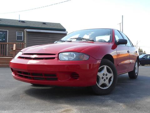 2005 Chevrolet Cavalier for sale in Mount Morris, MI