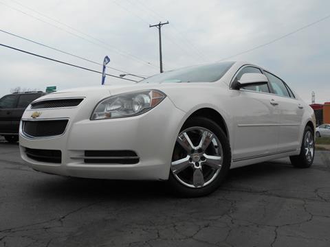 2010 Chevrolet Malibu Special $3,996