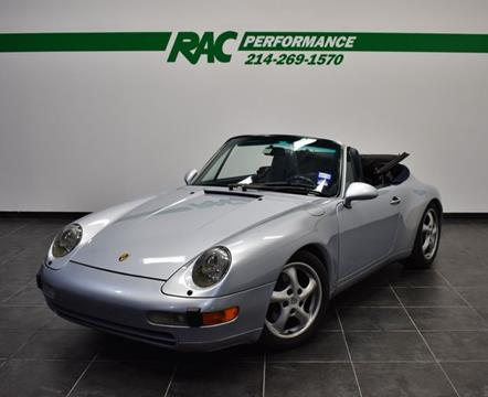 1996 Porsche 911 for sale in Carrollton, TX