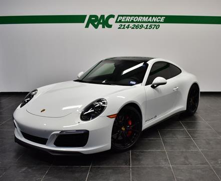 2017 Porsche 911 for sale in Carrollton, TX