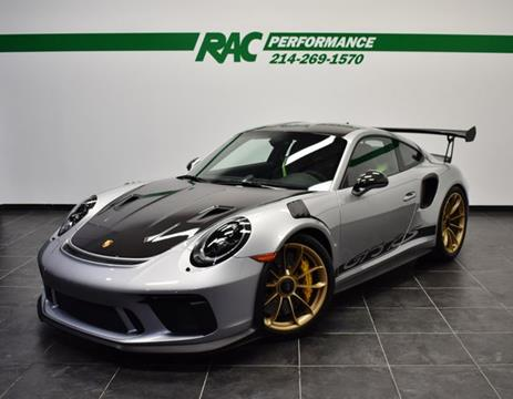 2019 Porsche 911 for sale in Carrollton, TX