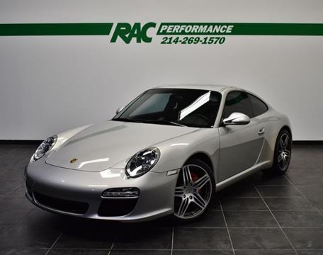 2009 Porsche 911 for sale in Carrollton, TX