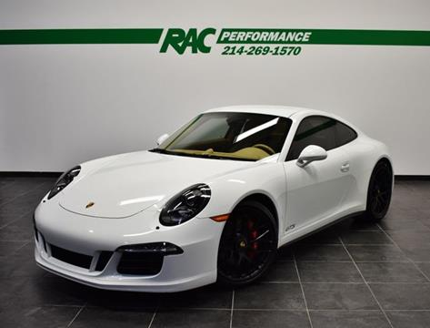 2016 Porsche 911 for sale in Carrollton, TX