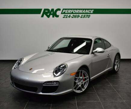 2010 Porsche 911 Carrera S for sale at RAC Performance in Carrollton TX