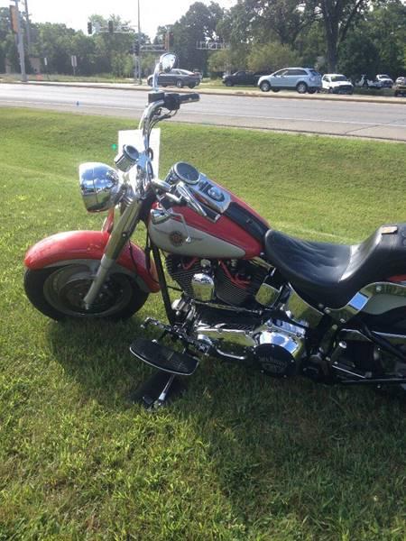 2002 Harley-Davidson FAT BOY SOFT TAIL