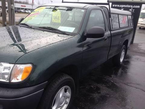 2001 Toyota Tundra for sale in Kenosha, WI