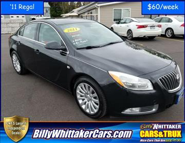 2011 Buick Regal for sale in Central Square, NY