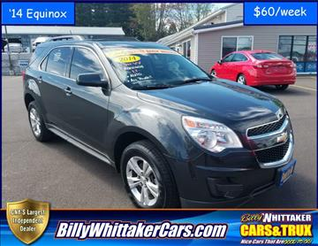 2014 Chevrolet Equinox for sale in Central Square, NY
