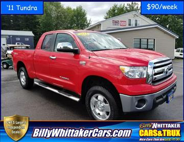 2011 Toyota Tundra for sale in Central Square, NY
