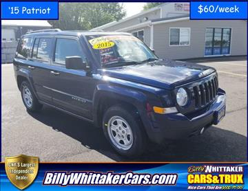 2015 Jeep Patriot for sale in Central Square, NY