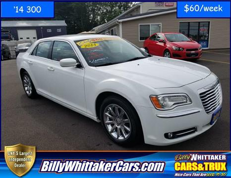 2014 Chrysler 300 for sale in Central Square, NY