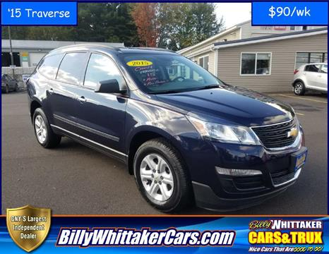 2015 Chevrolet Traverse for sale in Central Square, NY