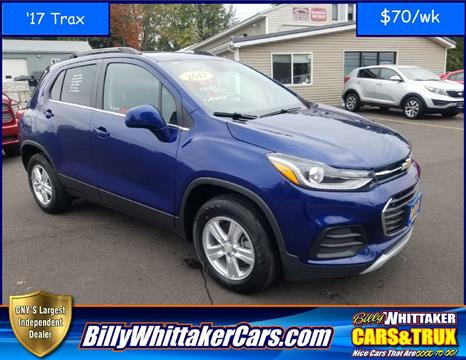 2017 Chevrolet Trax for sale in Central Square, NY