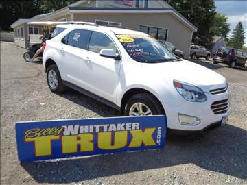 2016 Chevrolet Equinox for sale in Central Square, NY