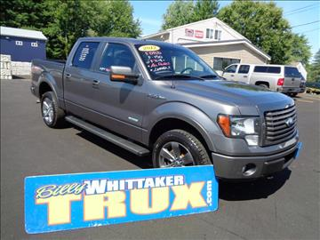 2012 Ford F-150 for sale in Central Square, NY