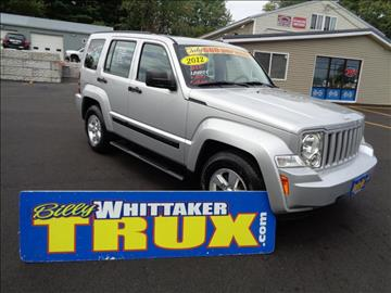2012 Jeep Liberty for sale in Central Square, NY