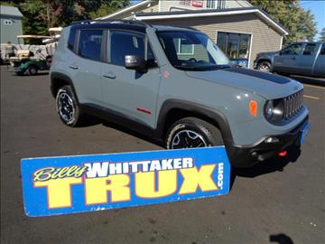 2016 Jeep Renegade for sale in Central Square, NY