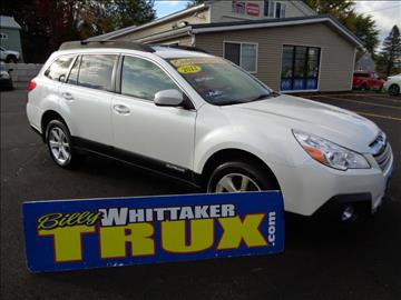 2013 Subaru Outback for sale in Central Square, NY