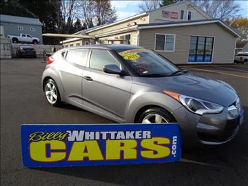 2015 Hyundai Veloster for sale in Central Square, NY