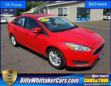 2015 Ford Focus for sale in Central Square, NY