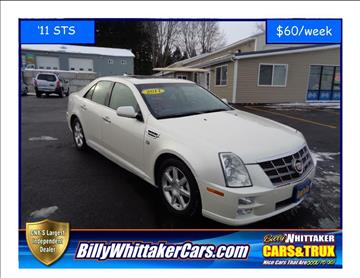 2011 Cadillac STS for sale in Central Square, NY