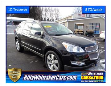 2012 Chevrolet Traverse for sale in Central Square, NY