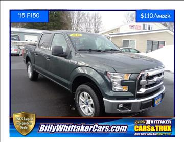 2015 Ford F-150 for sale in Central Square, NY