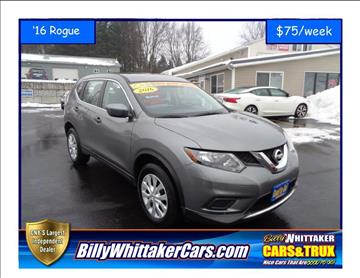 2016 Nissan Rogue for sale in Central Square, NY