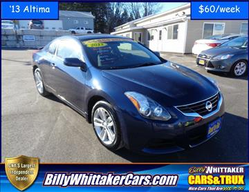 2013 Nissan Altima for sale in Central Square, NY