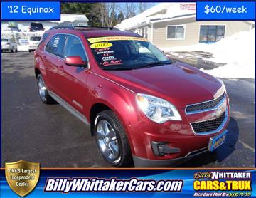 2012 Chevrolet Equinox for sale in Central Square, NY