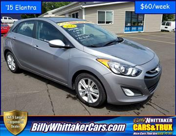 2015 Hyundai Elantra GT for sale in Central Square, NY